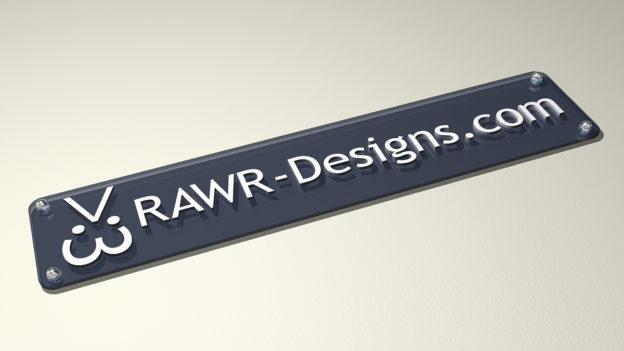 RAWR-Designs.com Logo